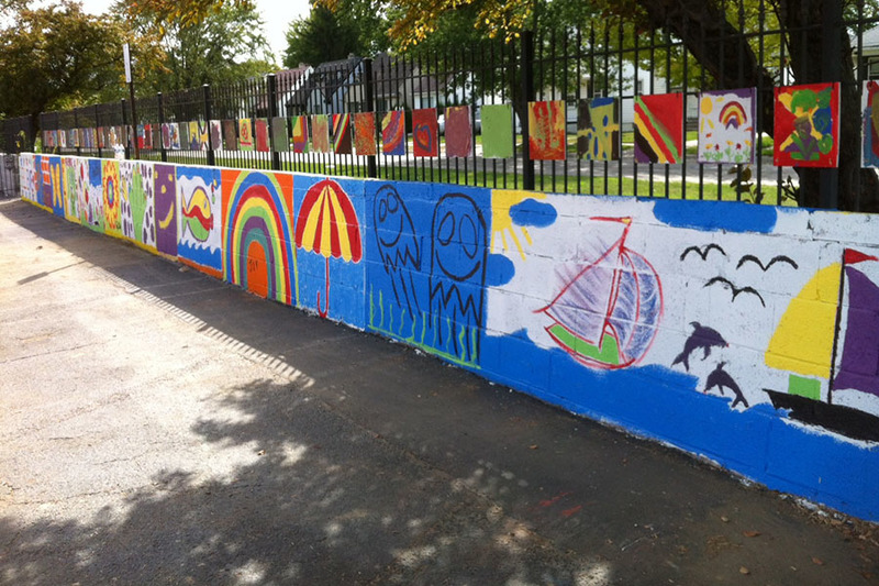 How To Paint A Mural Kaboom