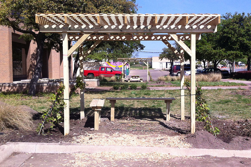 How to build a shade structure | KaBOOM!