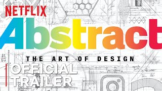 Title card for Netflix's Abstract: Season 2