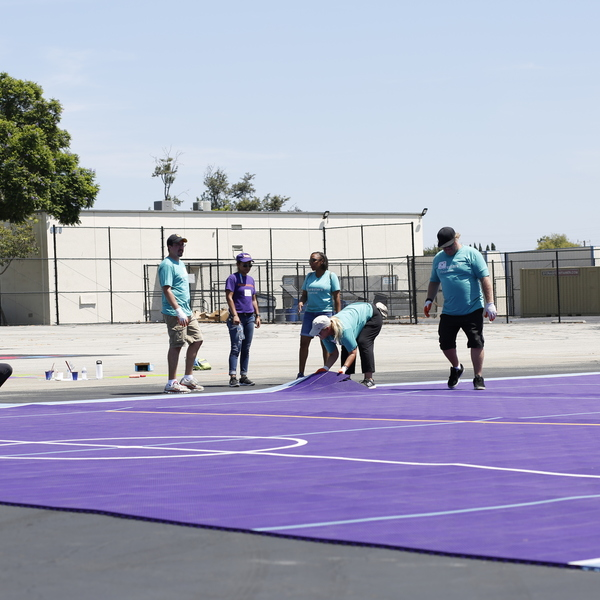 Multi Sports Courts Gallery 1