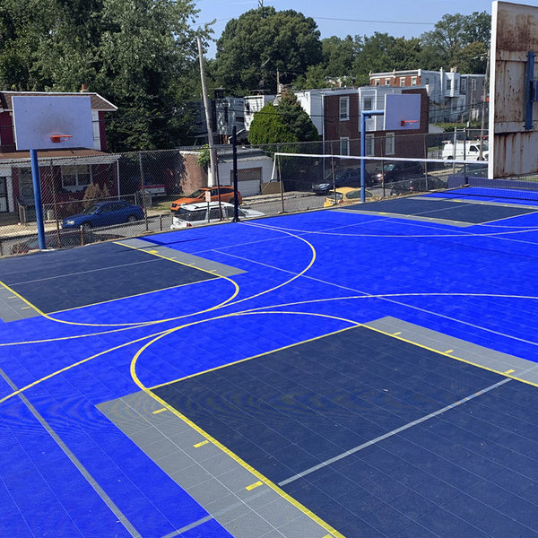 Multi Sports Courts Gallery 11